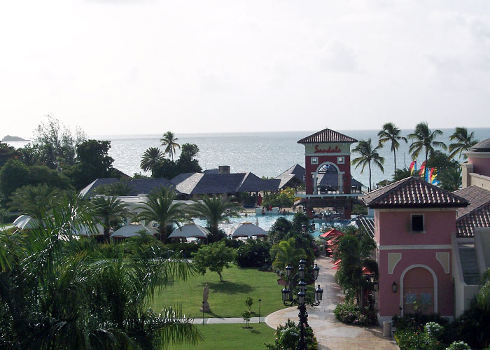 Caribbean Sandals Resort